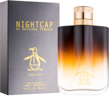 Original Penguin Nightcap eau de toilette per uomo 100 ml
