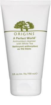 Origins A Perfect World™ čisticí pěnivý krém s bílým čajem