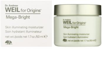 Origins Dr. Andrew Weil for Origins™ Mega-Bright hydratační krém pro rozjasnění pleti