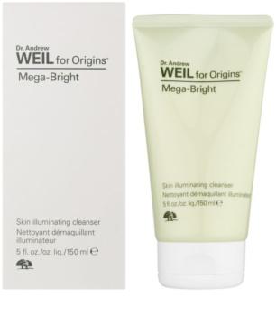 Origins Dr. Andrew Weil for Origins™ Mega-Bright čisticí pěnivý gel pro rozjasnění pleti