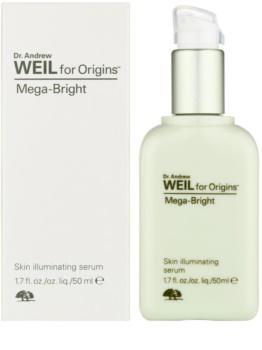 Origins Dr. Andrew Weil for Origins™ Mega-Bright posvetlitveni serum za obraz