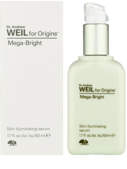 Origins Dr. Andrew Weil for Origins™ Mega-Bright rozświetlające serum do twarzy