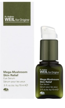 Origins Dr. Andrew Weil for Origins™ Mega-Mushroom sérum de ojos antibolsas y antiojeras