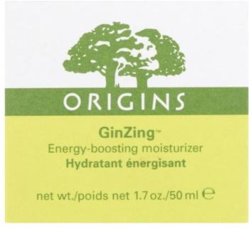 Origins GinZing™ energizáló krém hidratáló hatással