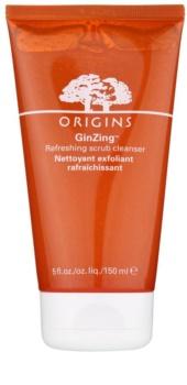 Origins GinZing™ osvěžující peeling na obličej