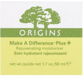Origins Make A Difference™ orzeźwiający krem nawilżający
