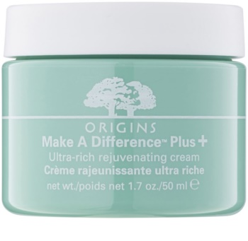 Origins Make A Difference™ crema rejuvenecedora para pieles secas