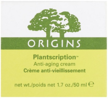 Origins Plantscription™ bőrkrém a ráncok ellen