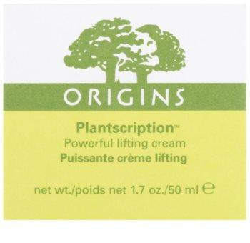 Origins Plantscription™ intenzivní liftingový krém