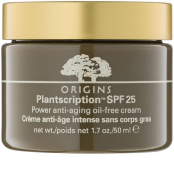 Origins Plantscription™ krém proti stárnutí bez obsahu oleje