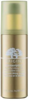 Origins Plantscription™ sérum para cuello y escote con efecto lifting