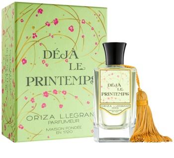 Oriza L. Legrand Deja le Printemps woda perfumowana dla kobiet 100 ml