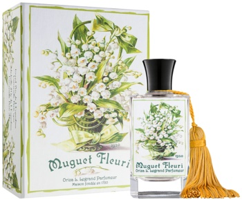 Oriza L. Legrand Muguet Fleuri Eau de Parfum for Women 100 ml