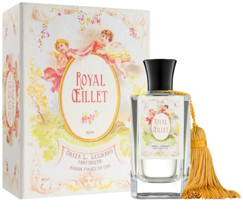 Oriza L. Legrand Royal Oeillet eau de parfum mixte 100 ml
