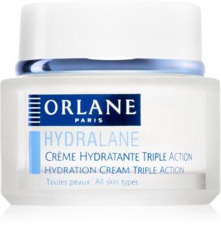 Orlane Hydralane tiefenwirksame feuchtigkeitsspendende Creme mit Hyaluronsäure