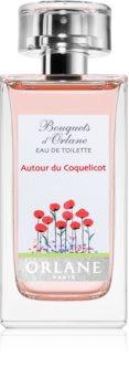 orlane les bouquets d'orlane - autour du coquelicot