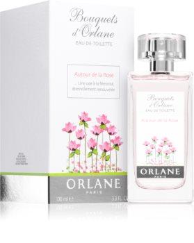 Orlane Bouquets d'Orlane Autour de la Rose toaletní voda pro ženy 100 ml