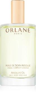 Orlane Sun Glow óleo nutritivo  para rosto, corpo e cabelo