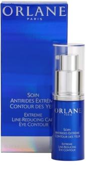 Orlane Extreme Line Reducing Program creme de olhos iluminador  contra as rugas da área dos olhos