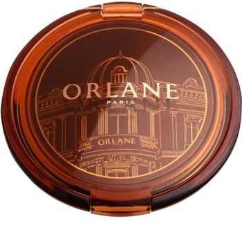 Orlane Make Up компактна пудра-бронзатор для сяючої шкіри