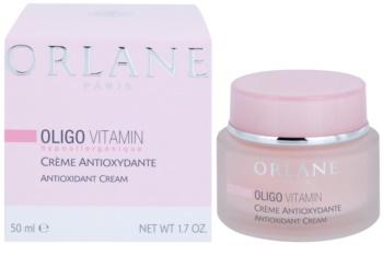 Orlane Oligo Vitamin Program antioxidační denní krém pro rozjasnění pleti