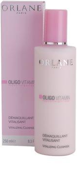 Orlane Oligo Vitamin Program čistiace pleťové mlieko pre citlivú pleť