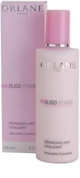 Orlane Oligo Vitamin Program leche limpiadora para rostro para pieles sensibles