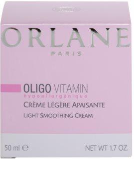 Orlane Oligo Vitamin Program lehký zjemňující krém pro citlivou pleť