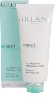 Orlane Purete Program vyrovnávací čisticí gel pro normální až mastnou pleť