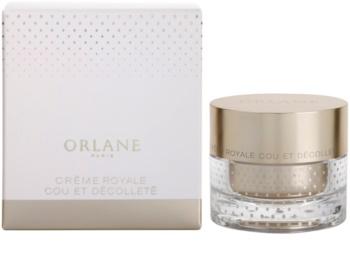 Orlane Royale Program Creme für Hals und Dekolleté