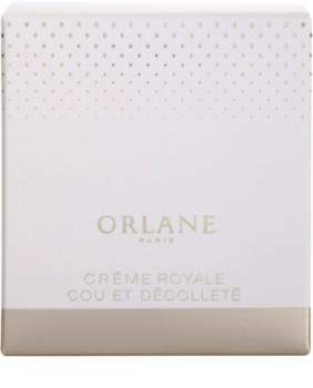 Orlane Royale Program crema para cuello y escote