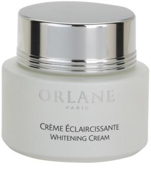 Orlane Whitening Program creme branqueador anti-manchas de pigmentação