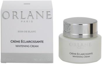 Orlane Whitening Program bleichende Creme gegen Pigmentflecken