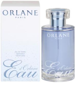 Orlane Orlane Eau d'Orlane Eau de Toilette für Damen 100 ml
