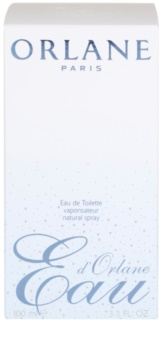 Orlane Eau d'Orlane toaletní voda pro ženy 100 ml