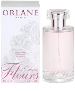 Orlane Fleurs d' Orlane eau de toilette pentru femei 100 ml
