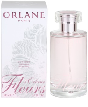 Orlane Orlane Fleurs d' Orlane toaletná voda pre ženy 100 ml