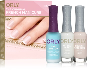 Orly French Manicure set cosmetice I.