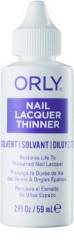 Orly Nail Lacquer Thinner ředidlo laku