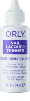 Orly Nail Lacquer Thinner розріджувач для лаку