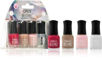 Orly Breathable Treatment + Color kosmetická sada I. (na nehty)