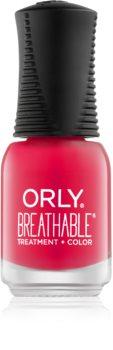 Orly Breathable Treatment + Color лак для нігтів