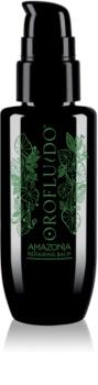 Orofluido Amazonia™ odżywka bez spłukiwania do wzmocnienia włosów i nadania im większego połysku