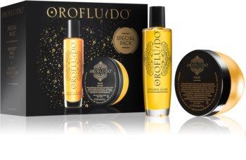 Orofluido Beauty kozmetični set II. za ženske