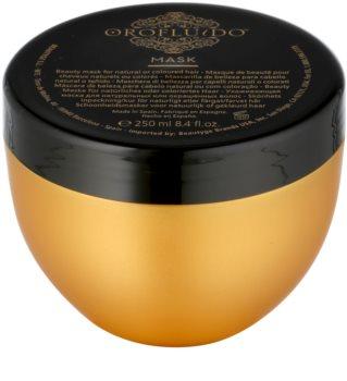 Orofluido Beauty máscara para todos os tipos de cabelos