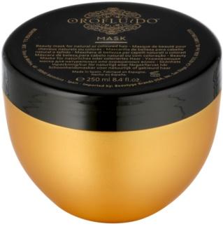 Orofluido Beauty maseczka  do wszystkich rodzajów włosów
