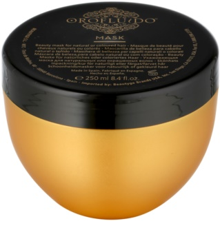 Orofluido Beauty masque pour tous types de cheveux