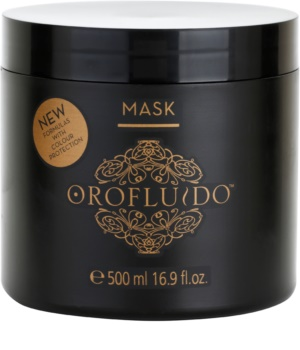 Orofluido Beauty Intense Hydrating Mask For Natural Or Coloured Hair