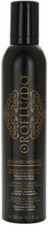 Orofluido Beauty pěna pro objem střední zpevnění