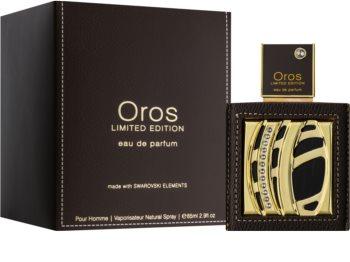 Oros pour Homme Limited Edition Eau de Parfum for Men 85 ml